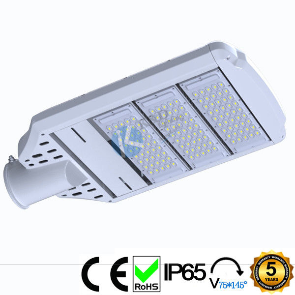120W LED Street Light Economic Modular 100LPW Efficiency LED Roadway Lighting