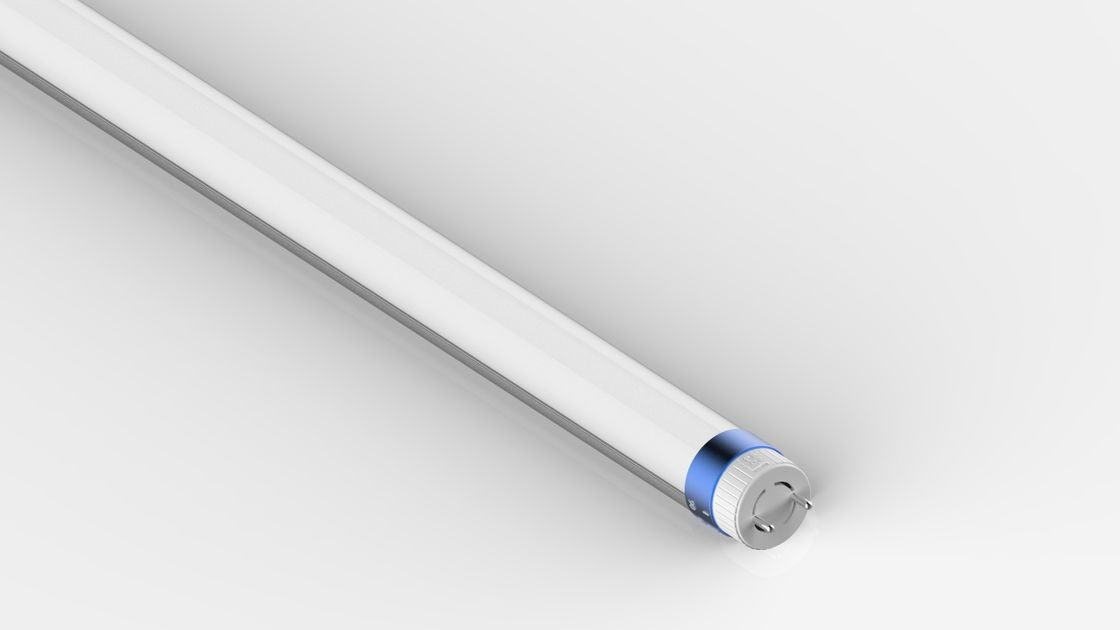 G13 Plug Electronic Ballast LED Tube Replacement 4 Feet With CE RoHS Approval